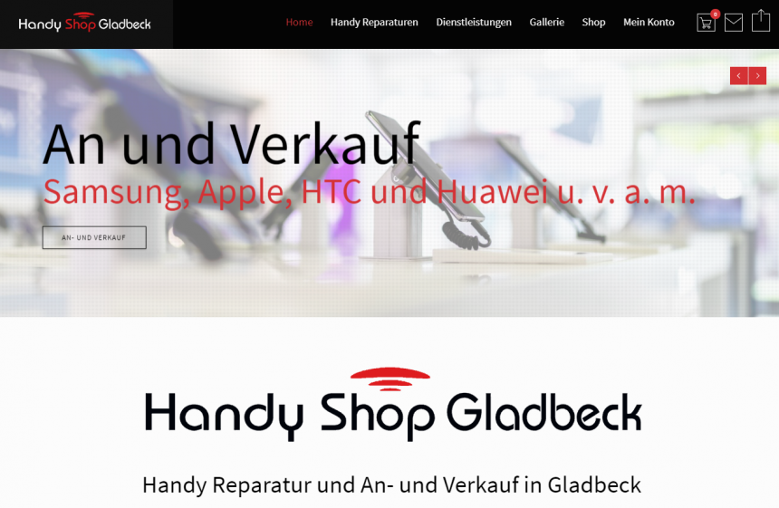 Handy Shop Gladbeck